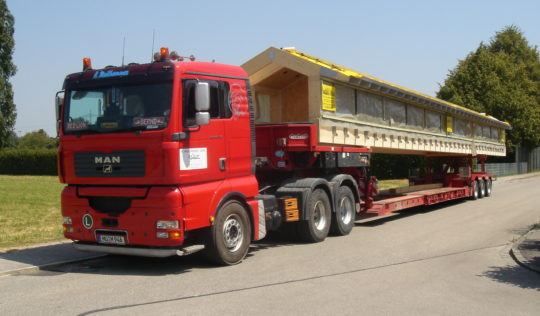 Transporte_Holzhaus